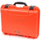 "Nanuk 925 Case, 18-11/16""L x 14-13/16""W x 7""H, Orange"