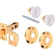 Prime-Line® Glass Knob Passage Handle Set, E 2317