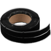 "Primeline Products KD 16556 15' X 3/4"" Grip Strip Reclosable Fastener Strip, Black"