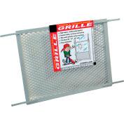 """Prime-Line PL 15515 - Screen & Storm Door Grille, 34-1/2"""", Plastic, Gray"""