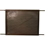 """Prime-Line PL 15516 - Screen & Storm Door Grille, 34-1/2"""", Plastic, Bronze"""