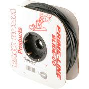 "Prime-Line P 7601 - Screen Retainer Spline, .230 15/64"" Dia., 250 Roll, Black"