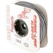 """Prime-Line P 7709 - Screen Retainer Spline, .250 1/4"""" Dia., 250 Roll, Gray"""