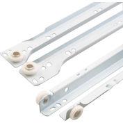 """Primeline Products R 7211 Drawer Slides, Bottom Mount, 18"""" Set, White"""