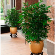 OfficeScapesDirect 5' Deluxe Collinea Palm Silk Plant