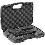 "Plano Molding 1010137 Watertight Pistol and Equipment Case, 13-1/2""L x 10-1/8""W x 3""H - Pkg Qty 6"