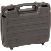 "Plano Molding 1010164 Watertight 4 Pistol and Equipment Case, 17-1/8""L x 14-7/8""W x 5-3/4""H"