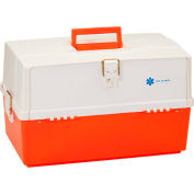 """Plano Extra Large 3-Tray Medical Box 747004, 20-13/16""""W x 11-1/2""""D x 12-3/4""""H"""