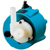 Little Giant 500386 1-42AT Small Submersible Pump - Dual Purpose- 115V- 170 GPH At 1'