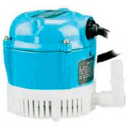 Little Giant 501016 1-Y Small Submersible Pump - 230V- 205 GPH At 1'