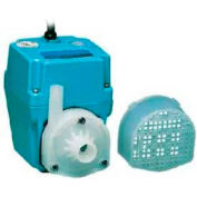 Little Giant 502216 2E-38NY Small Submersible Pump - Dual Purpose- 230V- 300 GPH At 1'