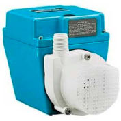 Little Giant 503186 3E-12NT Small Submersible Pump - Dual Purpose- 115V- 500 GPH At 1'