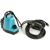 Little Giant 505350 5-ASP-LL Submersible Automatic Utility Pump