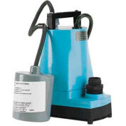 Little Giant 505400 Submersible Automatic Utility Pump with Integral Float Switch