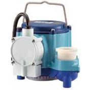 Little Giant 506160 6-CIA-ML Water Removal System - Compact Drainosaur - 115V - 46 GPM At 5'