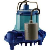 Little Giant 509221 9EN-CIA-RF Series Automatic Operation Submersible High Head Effluent Pump - 230V