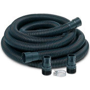 "Little Giant 599303 SPDK Sump Pump Discharge Kit 1-1/4"" Hose- 1-1/2"" & 1-1/4"" Adaptors"