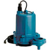 Little Giant 620239 WSV50HAM Submersible Effluent Pump - 115V- 83 GPM At 20'