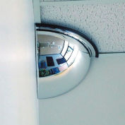 "30"" Quarter Dome Polycarbonate Mirrors"