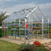 Snap & Grow™ 8' x 12' Greenhouse, Silver