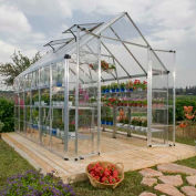 Snap & Grow™ 8' x 20' Greenhouse, Silver