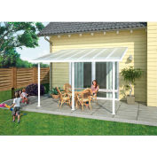 Feria™ HG9314 Patio Cover Kit 10'L x 14''W White