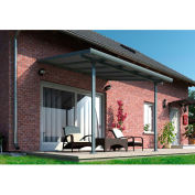 Feria™ HG9410 Patio Cover Kit 10'L x 10'W Gray