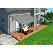 Feria™ HG9414 Patio Cover Kit 10'L x 14'W Gray