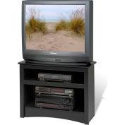 Prepac Manufacturing Black Corner TV Stand