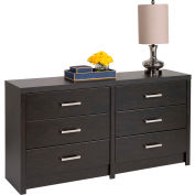 Prepac Manufacturing District 6-Drawer Dresser