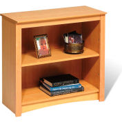 Prepac Manufacturing Maple 2-Shelf Bookcase