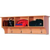 Prepac Manufacturing Maple Entryway Cubbie Shelf