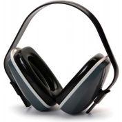 Pyramex® Earmuff, Over-The-Head, NRR 22dB, PM2010, Each - Pkg Qty 10