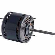US Motors 1865, PSC, Direct Drive Fan, 1/2 HP, 1-Phase, 1075 RPM Motor