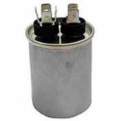 Dual Voltage 370/440 - Round Run Capacitor - 40 Mfd