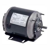 US Motors 4757, Belted Fan & Blower, 1/4 HP, 1-Phase, 1725 RPM Motor