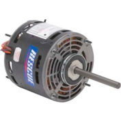 US Motors 5460, RESCUE PSC, Direct Drive Fan & Blower, 1/2 HP, 1-Phase, 1075 RPM Motor