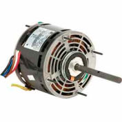 US Motors 5845, Direct Drive Fan & Blower, 3/4 HP, 1-Phase, 1075 RPM Motor