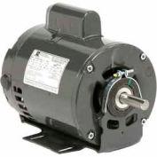 US Motors, ODP, 3/4 / 1/4 HP, 1-Phase, 1725/1140 RPM Motor, 6311