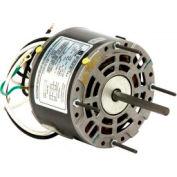 US Motors 6873, Direct Drive Fan & Blower, 1/3 HP, 1-Phase, 825 RPM Motor