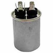 Dual Voltage 370/440 - Round Run Capacitor - 80 Mfd