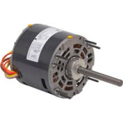 US Motors 8952, PSC, Direct Drive Fan, 1/5 HP, 1-Phase, 1075 RPM Motor