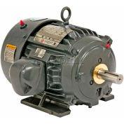 US Motors, TEFC, 1.5 HP, 3-Phase, 3500 RPM Motor, 8P32P1G