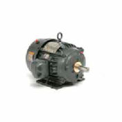 US Motors, TEFC, 1.5 HP, 3-Phase, 1755 RPM Motor, 8P32P2G