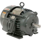 US Motors, TEFC, 2 HP, 3-Phase, 3495 RPM Motor, C2P1BC