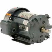 US Motors, TEFC, 2 HP, 3-Phase, 1175 RPM Motor, C2P3B