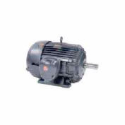 US Motors, TEFC, 2 HP, 3-Phase, 1175 RPM Motor, C2P3G