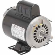 US Motors, ODP, 1/4 HP, 1-Phase, 1725 RPM Motor, D14B2N4Z