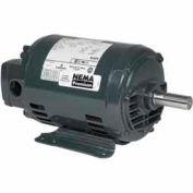 US Motors, ODP, 15 HP, 3-Phase, 1780 RPM Motor, D15P2G