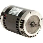 US Motors, ODP, 1 1/2 HP, 1-Phase, 3450 RPM Motor, D32CA1JCR